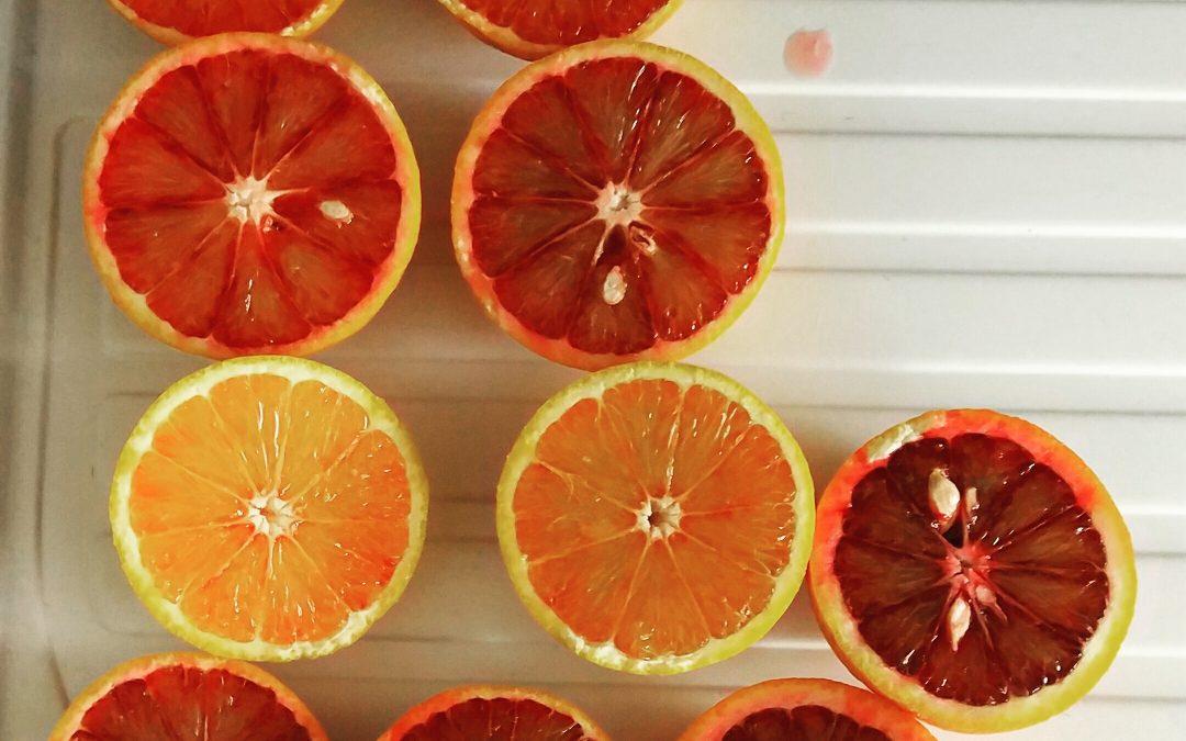 Arance rosse di Sicilia
